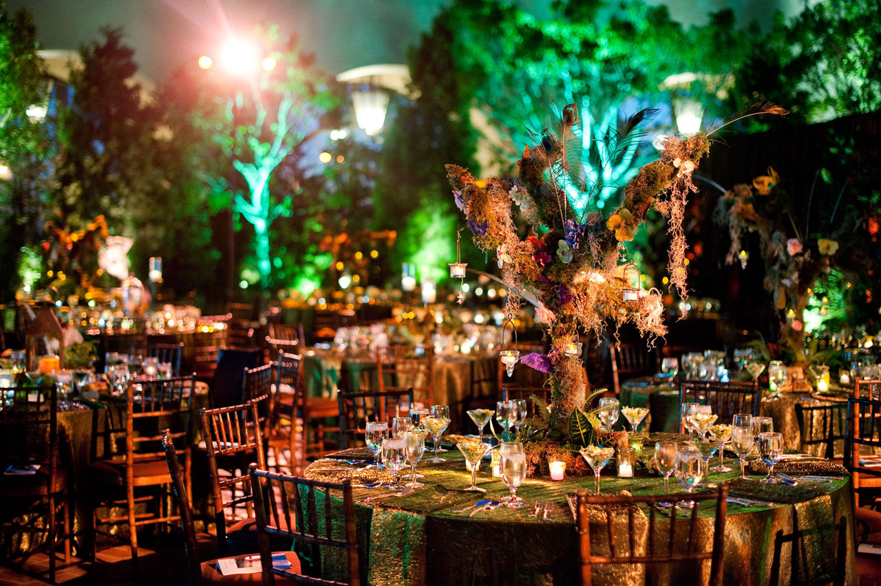 Enchanted Garden Party Decorations