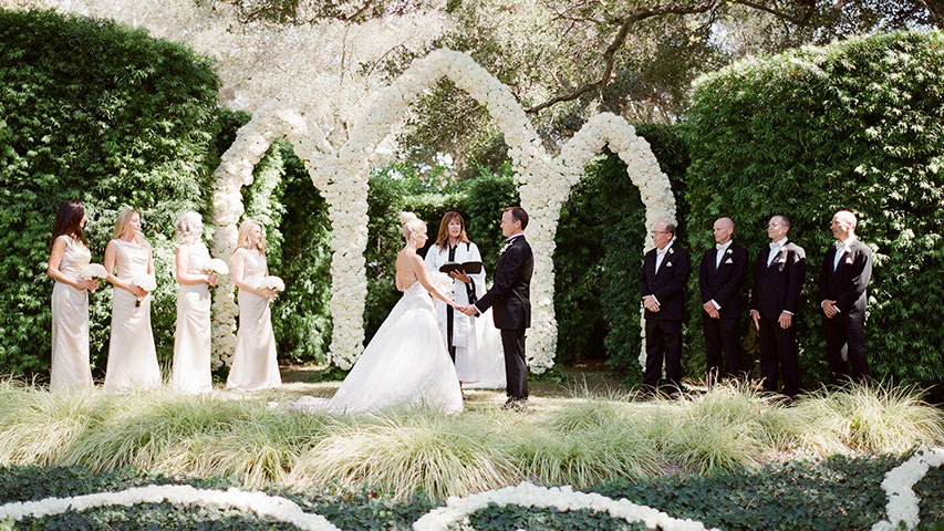 Lotusland Wedding